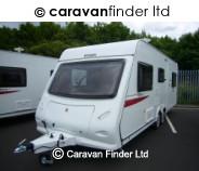 Elddis Xplore 596 2009 caravan