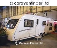 Elddis Avante 646  2010 caravan