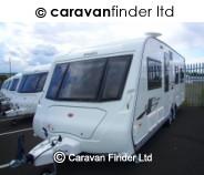 Elddis Super Cyclone 2010 caravan