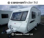 Elddis Odyssey 462 2010 caravan