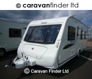 Elddis Odyssey 544 2010 caravan