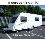 Elddis Xplore 540 2011 caravan