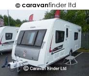 Elddis Affinity 540 2012 caravan
