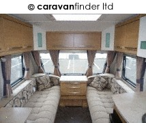 Used Elddis Avante 462 2012 touring caravan Image