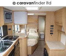 Used Elddis Odyssey 634 2012 touring caravan Image