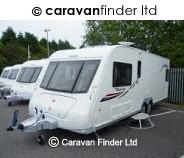 Elddis Odyssey 634 2012 caravan