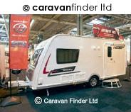 Elddis Affinity 482 2013 caravan