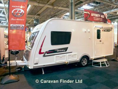 Elddis Affinity 482 2013  Caravan Thumbnail