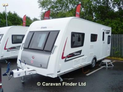 Used Elddis Affinity 530 2013 touring caravan Image