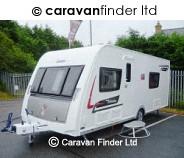 Elddis Affinity 574 2013 caravan