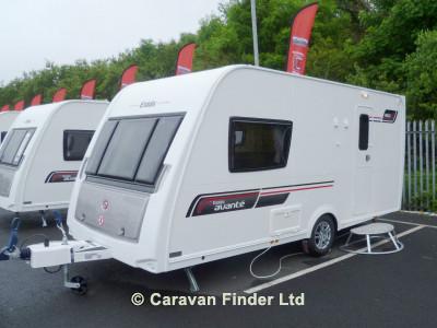 Used Elddis Avante 462 2013 touring caravan Image