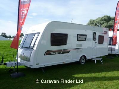 Used Elddis Avante 515 2013 touring caravan Image