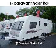 Elddis Avante 636 2013 caravan