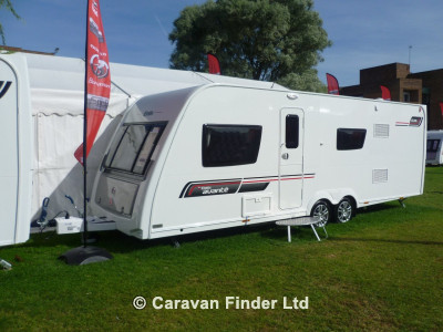 Used Elddis Avante 636 2013 touring caravan Image