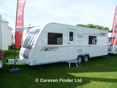 Used Elddis Crusader Super Cyclone 2013 touring caravan Image
