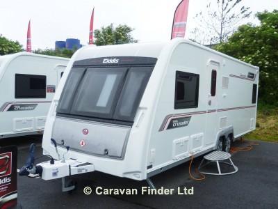 Used Elddis Crusader Super Sirocco 2013 touring caravan Image