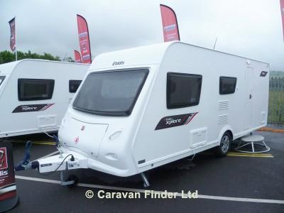 Elddis Xplore 505 2013  Caravan Thumbnail