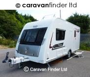 Elddis Affinity 482 2014 caravan