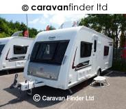 Elddis Affinity 540 2014 caravan