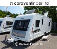 Elddis Affinity 550 caravan