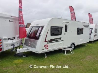 Used Elddis Affinity 574 2014 touring caravan Image