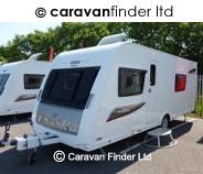 Elddis Avante 574 2014 caravan