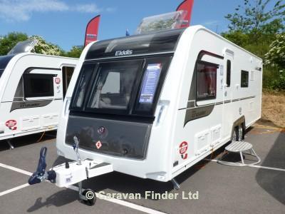 Used Elddis Crusader Tempest EB 2014 touring caravan Image