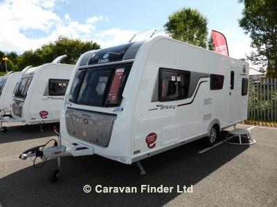 Used Elddis Affinity 530 2015 touring caravan Image