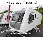 Elddis Avante 554 2016 caravan