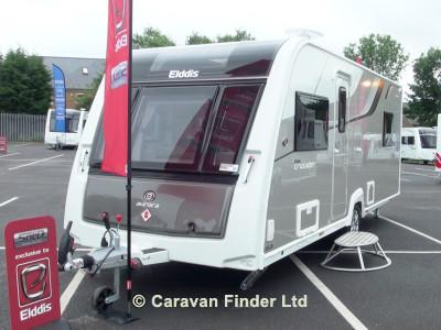 Used Elddis Crusader Aurora 2016 touring caravan Image