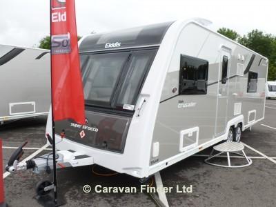 Used Elddis Crusader Super Sirocco 2016 touring caravan Image