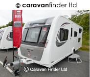 Elddis Avante 586 2017 caravan