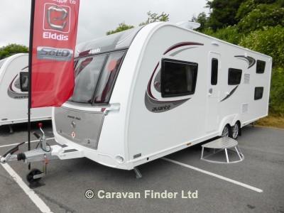 Elddis Avante 866 2017  Caravan Thumbnail
