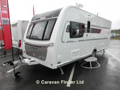 Elddis Affinity 554 SOLD 2018  Caravan Thumbnail