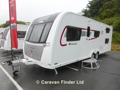 Elddis Avante 866 2018  Caravan Thumbnail