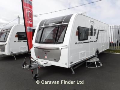 Elddis Affinity 554 2020  Caravan Thumbnail