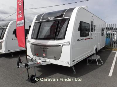 Elddis Avante 550 2020  Caravan Thumbnail