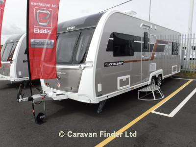 New Elddis Crusader Super Cyclone 2020 touring caravan Image