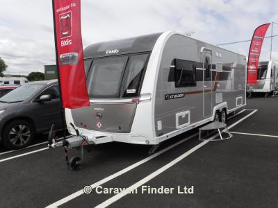 New Elddis Crusader Zephyr 2020 touring caravan Image