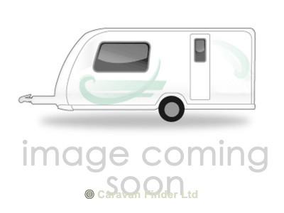 New Elddis Affinity 554 2021 touring caravan Image