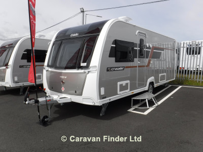 New Elddis Crusader Mistral 2021 touring caravan Image