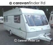 Fleetwood Countryside 500 2000 caravan
