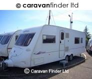 Fleetwood Heritage 640 CB 2003 caravan