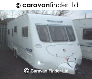 Fleetwood Heritage 640 ES 2004 caravan