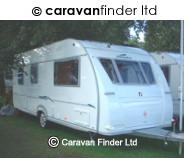 Fleetwood Melody 2005 caravan