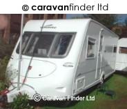 Fleetwood Volante 560 2005 caravan