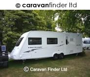Fleetwood Heritage 640 EB 2008 caravan