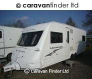 Fleetwood Heritage 640 EST 2008 caravan