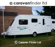 Fleetwood Meridien 480 2008 caravan