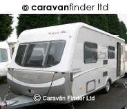Hymer Nova 570 SL 2008 caravan
